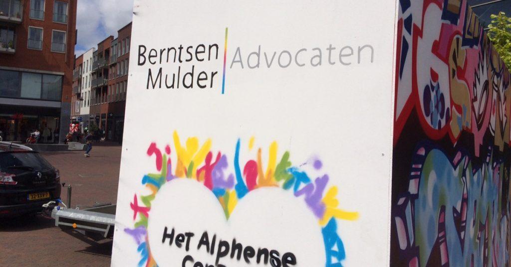 Alphen Art logo Berntsen Mulder Advocaten