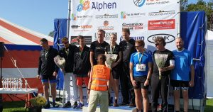 podium triathlon alphen