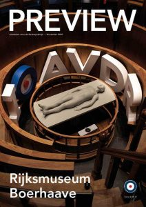 cover AvdR Boerhaave Magazine